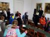 Dvorjančani smo obiskali in doživeli staro učilnico