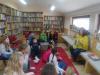 Kulturni dan: 3. d v knjižnici