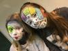 Poslikave obrazov - Likovno snovanje