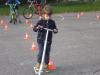 Prometna kača in kolesarski poligon