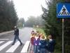 Prvošolci varni v prometu