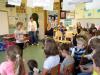 Sprejem prvošolcev med MČRK