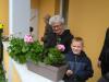 Spretni prstki - sajenje rož