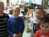 Tradicionalni slovenski zajtrk v 1.a