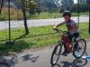 1. športni dan - kolesarski poligon